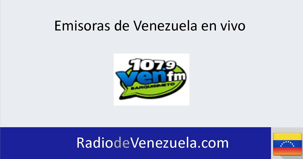 8c2c14673ced7 Ven FM 107.9 en vivo - Emisoras de Radio Venezuela